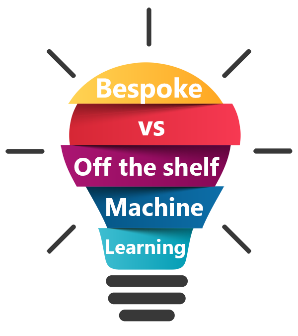 Bespoke v Off The Shelf AI & Machine Learning