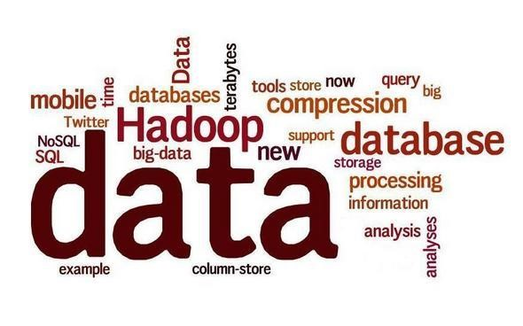 Data Words Including Hadoop