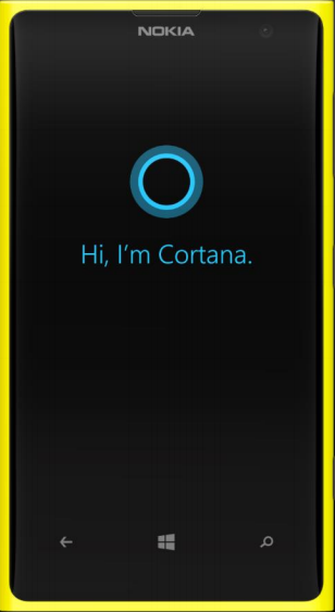Nokia Phone With Cortana