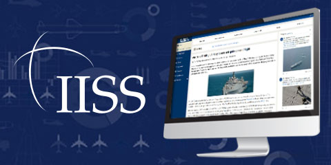 Military Balance+ Data and Analysis Tools for IISS