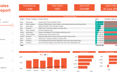 Save Time By Automating Monthly Reports